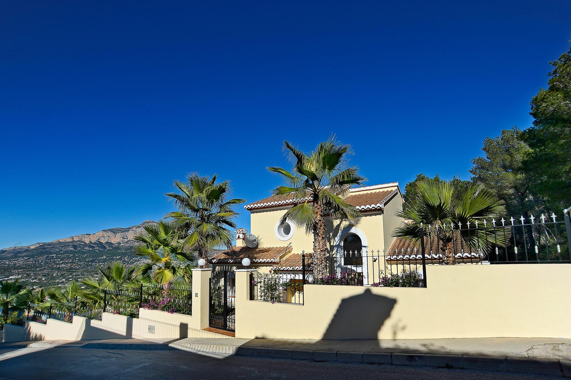 Vakantiehuis in Spanje huren