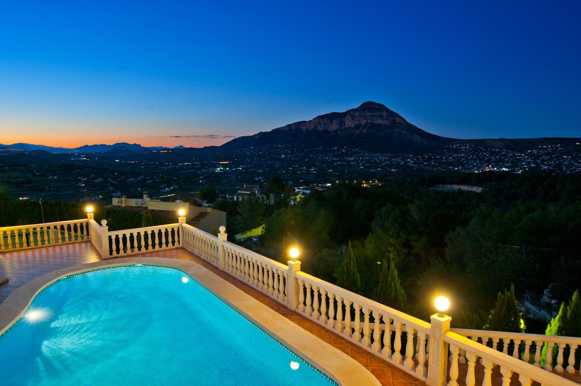 luxe vakantievilla in spanje huren villa margaret