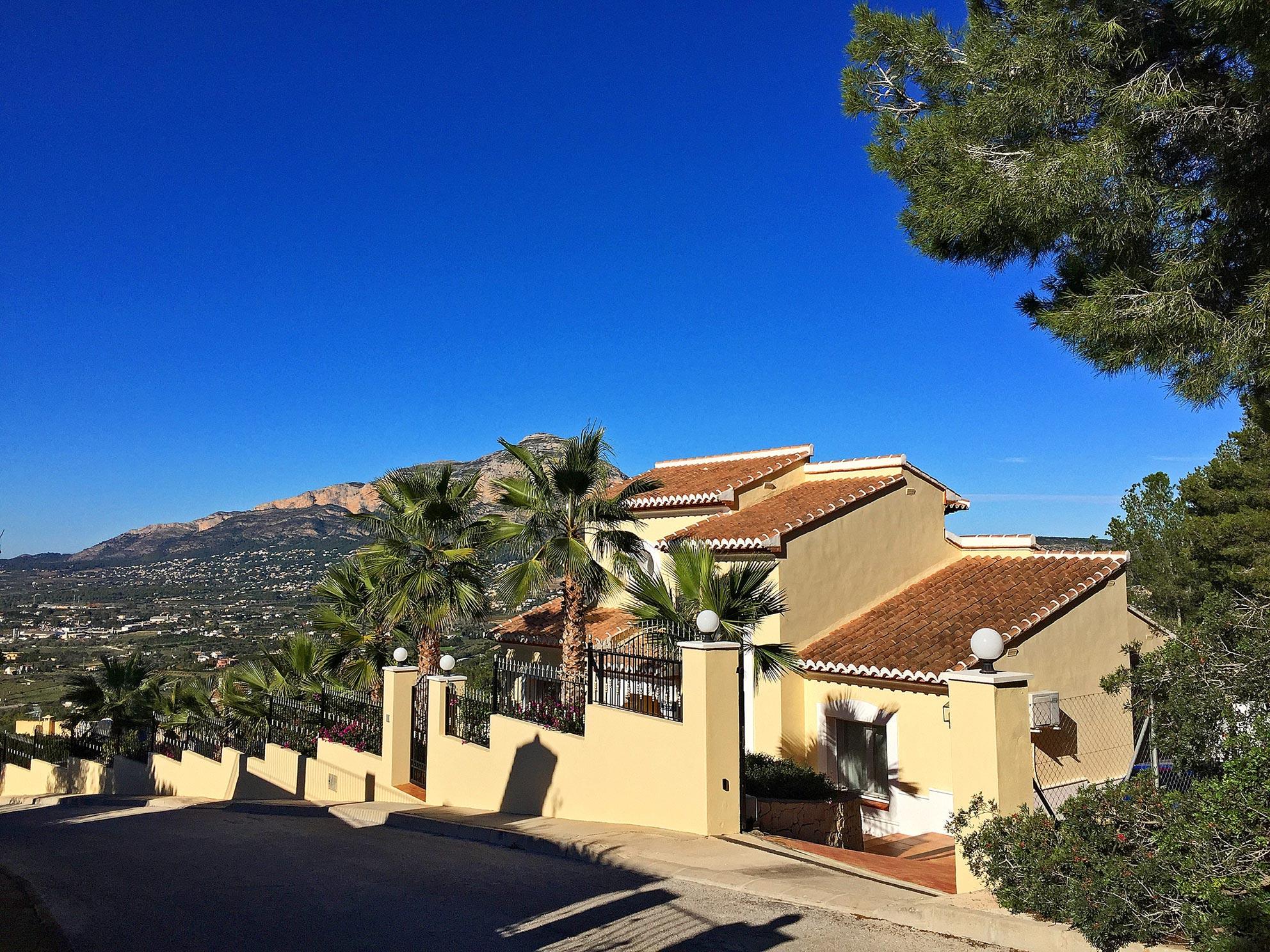 Vakantiehuis of villa in Javea Spanje huren?